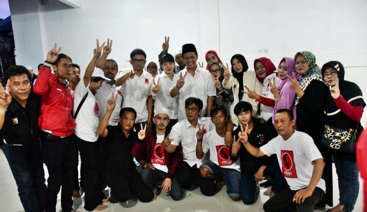 Foto Berita Pro Jokowi Sukabumi Bakal Kawal Program Hasanah