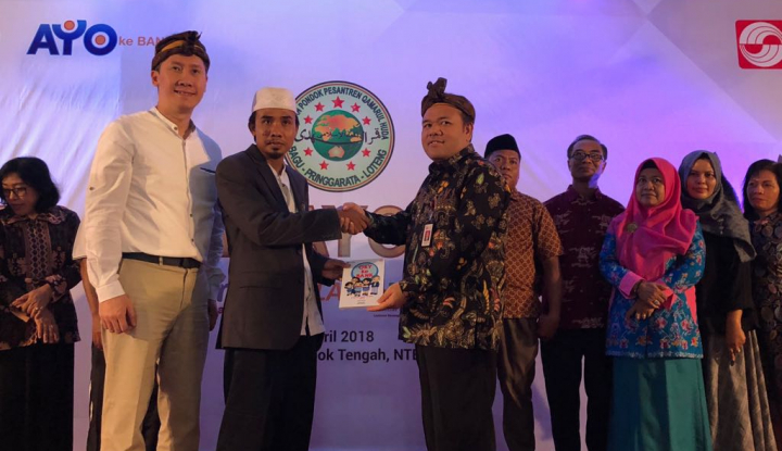 Foto Berita Bank Sinarmas Buka 6000 Rekening Simpel di Lombok, NTB