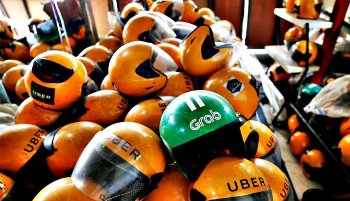 Foto Berita Ini Alasan Grab Lakukan Daftar Ulang bagi Pengemudi Uber