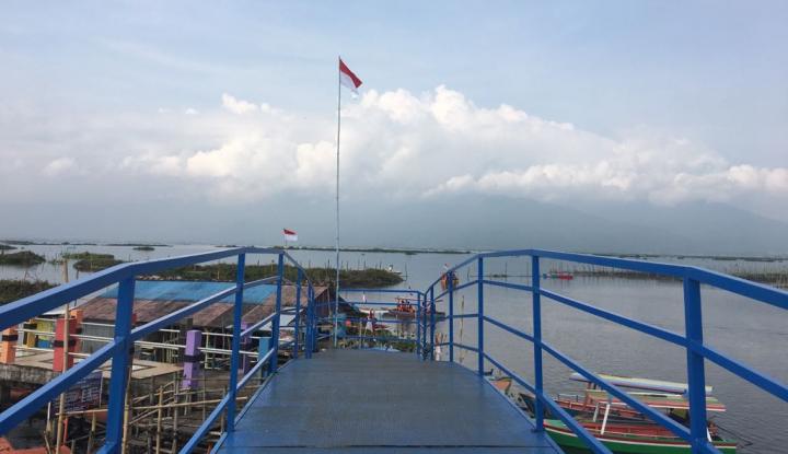 Foto Berita Kementerian PUPR 'Bersih-Bersih' Danau Rawa Pening di Semarang