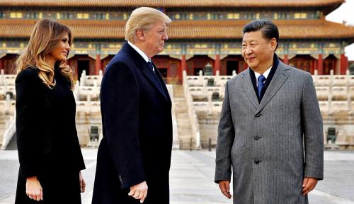 Foto Stabilitas Dunia Perlu Hubungan Baik AS-China
