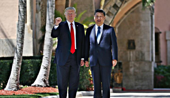 Foto Berita AS Berlakukan Tarif US$16 Miliar Kepada China
