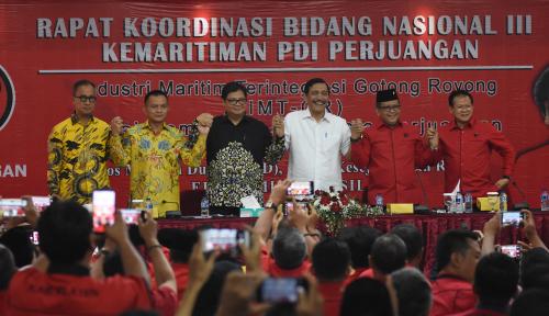 Foto Kata Siapa Golkar Tak Dapat Untung Jika Dukung Jokowi-Ma'ruf
