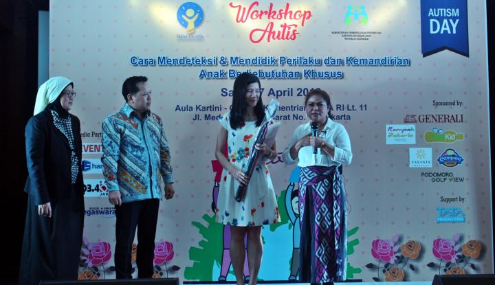 Foto Berita Generali Indonesia Berikan Perlindungan Seumur Hidup untuk ABK