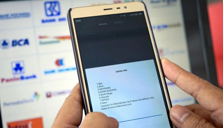 Foto Berita SMS Banking Telkomsel Tembus 17,5 Juta Pelanggan