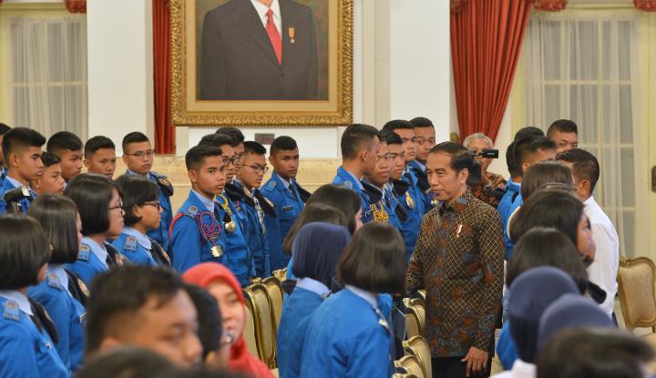 Foto Berita Sisa Pemerintahan Jokowi Akan Fokus ke Pembangunan SDM, Bukan Infrastruktur Lagi