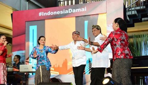Foto Cagub PDIP: Jangan Korbankan Kedamaian Demi Kekuasaan Sesaat