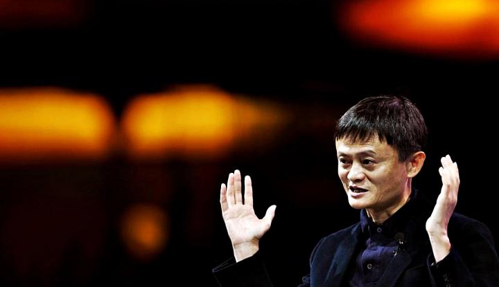 Foto Berita Jack Ma: Laju Globalisasi Tak Bisa Dibendung