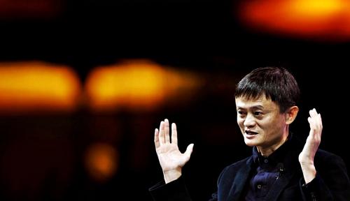 Foto Inspirasi dari Jack Ma, Pendiri Bisnis Ternama Alibaba