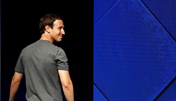 Foto Berita Mark Zuckerberg Didesak Mundur