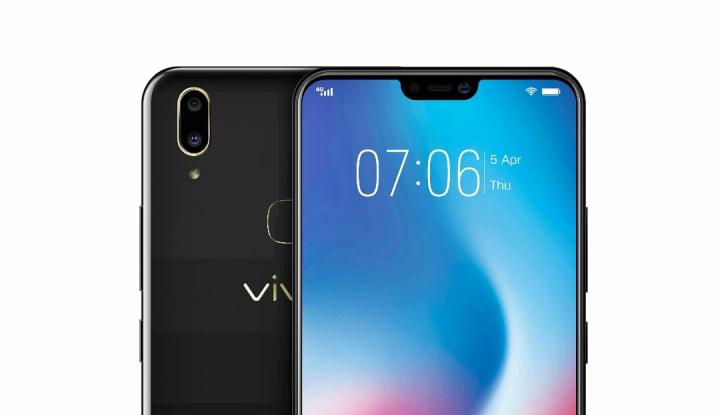 Foto Berita Vivo Lanjutkan Rekor Penjualan V9