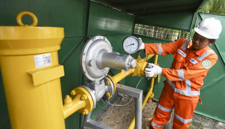 PGN Terus Upayakan Pembangunan Infrastruktur Gas Bumi di Daerah - Warta Ekonomi