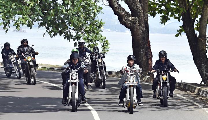 Foto Berita Hanura: Memang Jokowi Anak Sekolah Sampai Ajak Relawan Tawuran?