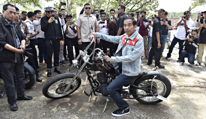Foto Berita Jokowi: Asian Games Jangan Cuma Sukses di Persiapan Saja