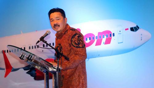 Foto Dulu Calo Tiket, Pemilik Lion Air Kini Masuk Urutan Orang Terkaya di Indonesia