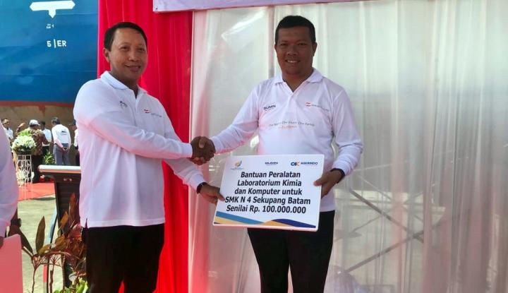 Foto Berita Askrindo Bidik Premi Rp8 Miliar dari Djakarta Llyod