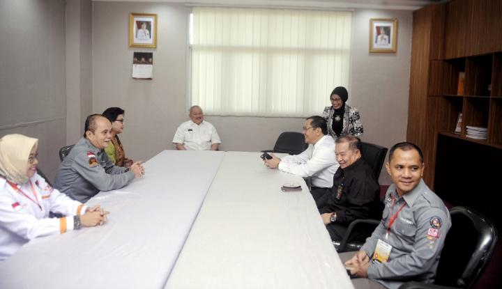 Foto Berita KPK Lakukan Pencegahan Karena Sayang pada Kepala Daerah