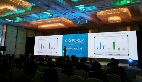 Foto Gelar CIO Forum, VMware Dorong CIO Atasi Kebuntuan Digital