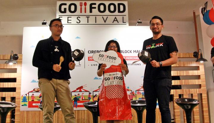 Foto Berita Rangkul UMKM, Go-Food Festival Hadir di Cirebon Selama 1 Tahun