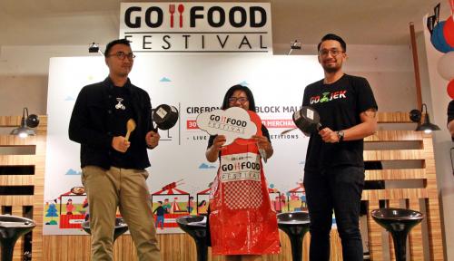 Foto Rangkul UMKM, Go-Food Festival Hadir di Cirebon Selama 1 Tahun