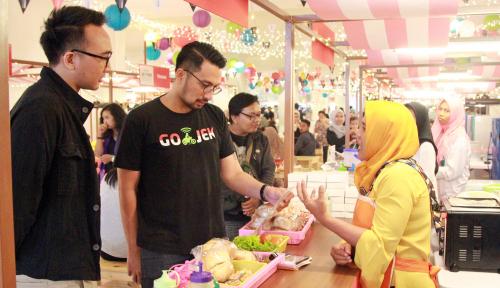 Foto Go-Food Festival Emban Misi Tingkatkan Minat Turis terhadap Kuliner Lokal