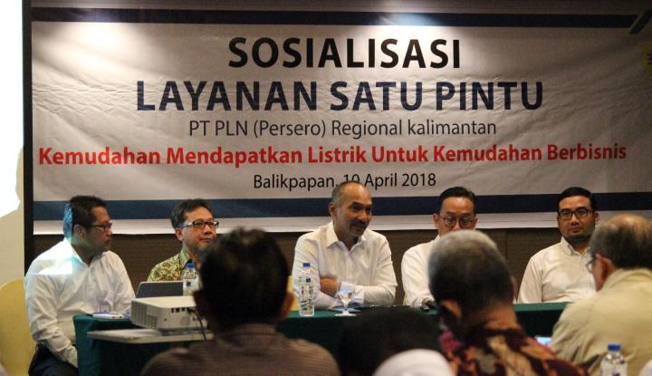 Foto Berita Kini, Masyarakat Kalimantan Bisa Nikmati LSP PLN