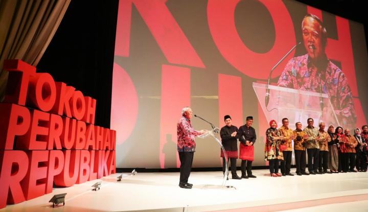 Foto Berita Menteri Basuki Terima Anugerah Tokoh Perubahan Republika 2017