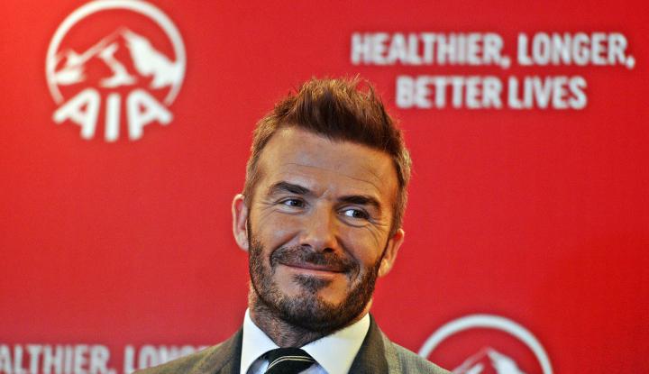 Foto Berita Aktif di Kegiatan Kemanusiaan, Beckham Bakal Diganjar Penghargaan