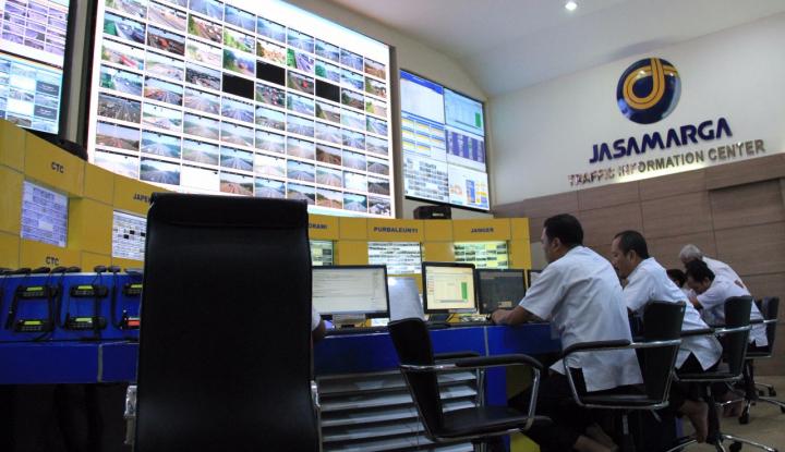Foto Berita Jasa Marga Optimalkan Pelayanan Rest Area dan Jalur Fungsional