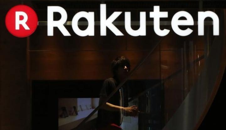 Foto Berita Rakuten Masuki Bisnis Operator Jaringan Seluler
