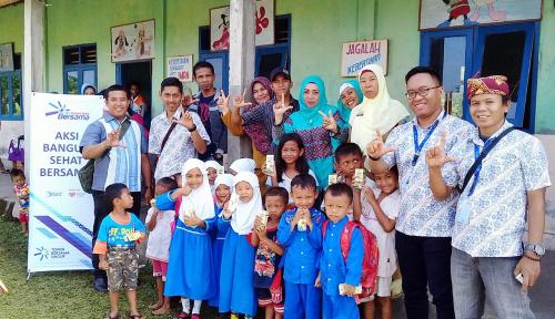 Foto TBIG Kirim Bantuan Kemanusiaan ke Lampung