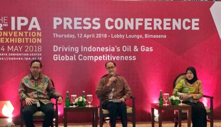 Foto Berita Para CEO Industri Migas Bakal Berdiskusi di IPA Convex 2018