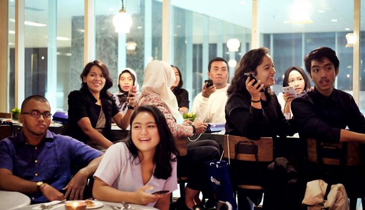 Foto Berita Quipper-Bahaso Kerja Sama Majukan Pendidikan Indonesia