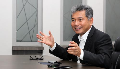 Foto Pegadaian Bertransformasi Menuju Financial Company