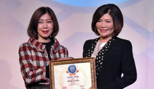 Foto BCA Borong 13 Penghargaan di Ajang CCSEA 2018