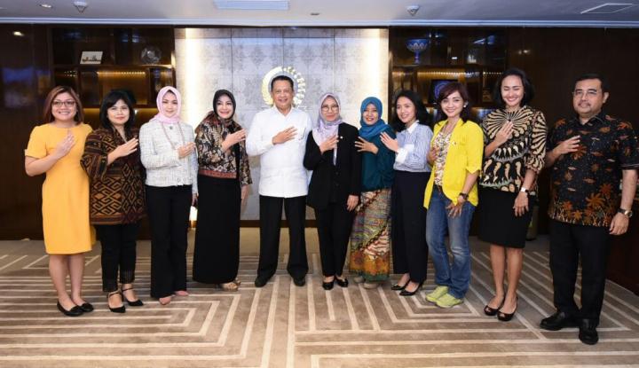 Foto Berita Bamsoet: IPM Perempuan Indonesia Harus Naik