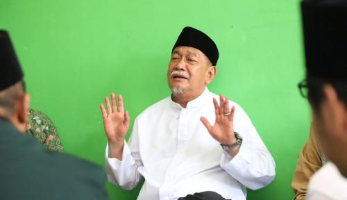Foto Deddy Mizwar Galau Pilih Jokowi atau SBY?