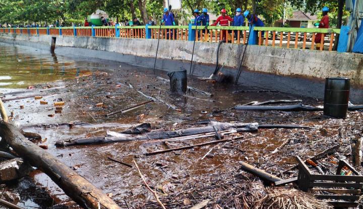 Foto Berita Balikpapan Minta Pemerintah Pusat Perhatikan Minyak Tumpah