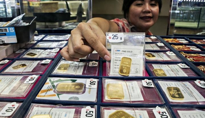 Penjualan Feronikel dan Emas Antam Pecahkan Rekor Tertinggi - Warta Ekonomi