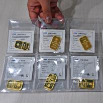 Meroket Tipis, Harga Emas Antam Hari Ini Dibanderol Rp931.000