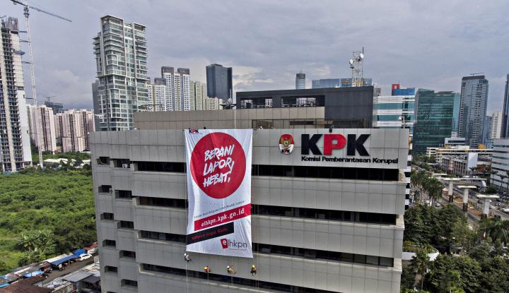 Foto Berita Revisi RUU KUHP, DPR Klaim Tak Bakal Lemahkan KPK
