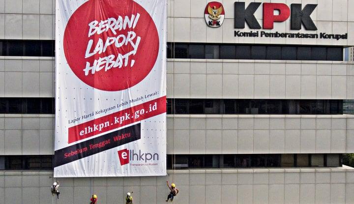 Foto Berita KPK Periksa Saksi Kasus KTP-el di Singapura