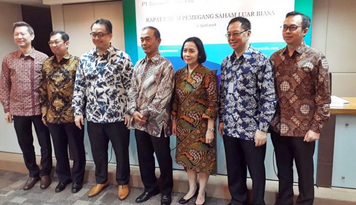 Foto Berita Barito Pacific Akan Terbitkan 5,6 M Saham Baru