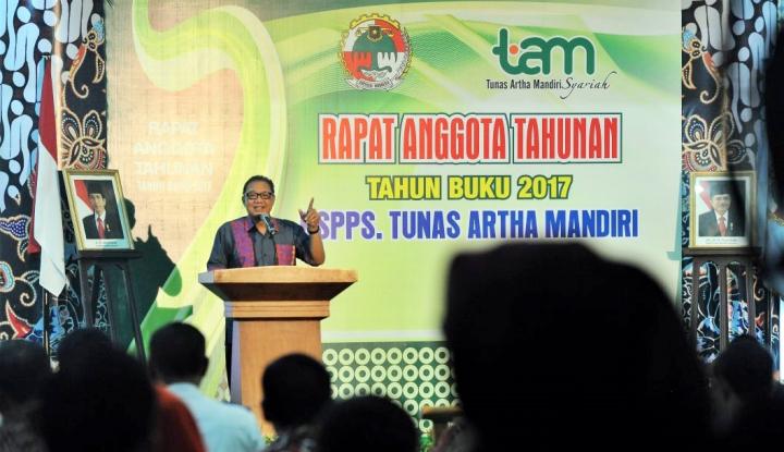 Foto Berita Menteri Puspayoga: Kontribusi PDB Koperasi di Indonesia Relatif Kecil