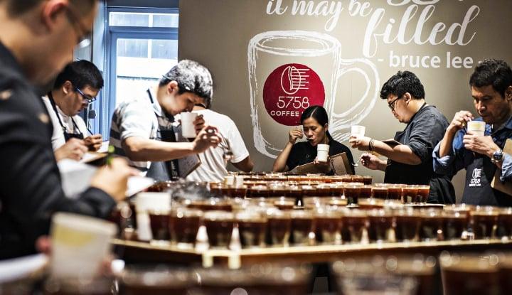 Lewat Smart Farming, Pemerintah Geliatkan Milenial Bisnis Kopi dan Cokelat - Warta Ekonomi