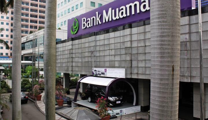 Foto Berita Gantikan Ali Akbar, Bank Muamalat Tunjuk Sekretaris Baru