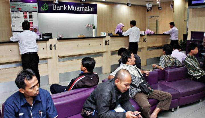 Foto Berita Dorong DPK, Bank Muamalat Luncurkan Program Umrah Gratis