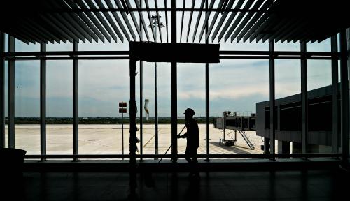 Foto 15 Juni, Penerbangan dari Bandara Husein Sastranegara Pindah ke BIJB