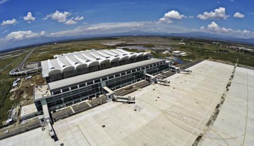 Foto Pemindahan Bandara Husein Tambah Penerbangan BIJB, Asal...