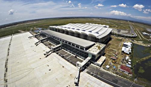 Foto Mulai 13 Oktober, BIJB Layani Penerbangan Umroh Perdana